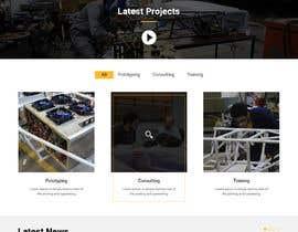 #36 for Website Design Concept (Mock UPs) by webmastersud