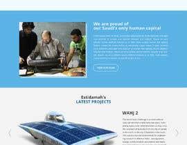 #33 for Website Design Concept (Mock UPs) by motivated83
