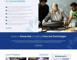 #46 for Website Design Concept (Mock UPs) by tamamanoj