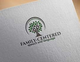 #243 for Family-Centered Speech and Language Logo by graphicrivers