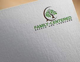 #194 for Family-Centered Speech and Language Logo by riajhosain48