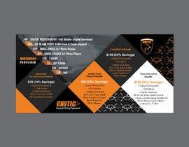 #6 untuk Design a Point of Sale Marketing info sheet oleh jrayhan