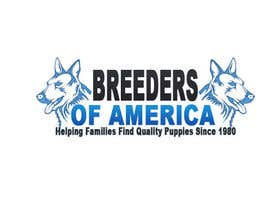 #76 para Logo Design for Breeders of America por Designerslook