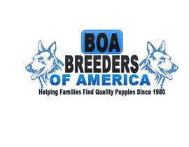 #77 cho Logo Design for Breeders of America bởi Designerslook