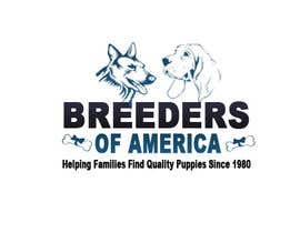 #85 para Logo Design for Breeders of America por Designerslook