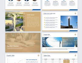 #11 untuk Create a professional PowerPoint Template to represent a university oleh asrafulalam997