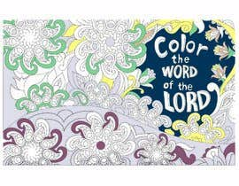 #179 for Color the Word of the Lord - Book Cover by juliasha777