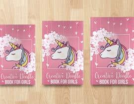#29 για Creative Doodle Book for Girls Book Cover από jlangarita