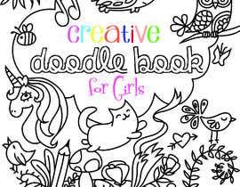 #16 για Creative Doodle Book for Girls Book Cover από mitunshivkumar