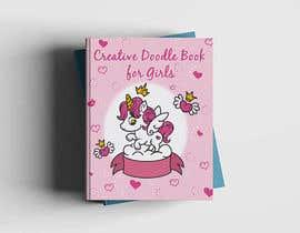 #27 για Creative Doodle Book for Girls Book Cover από satishandsurabhi