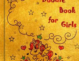 #32 για Creative Doodle Book for Girls Book Cover από kashmiranarain