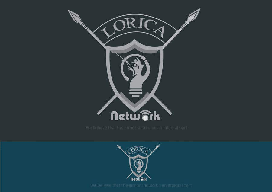 5cccea20fb279 Entry  108 by parvezraton for Design a Logo for Lorica Network ...
