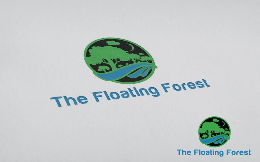 Inscrição nº 48 do Concurso para Logo Design for The Floating Forest
