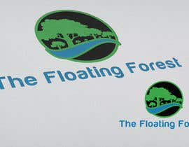 nº 53 pour Logo Design for The Floating Forest par CIPRIAN1