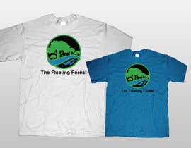 nº 68 pour Logo Design for The Floating Forest par CIPRIAN1