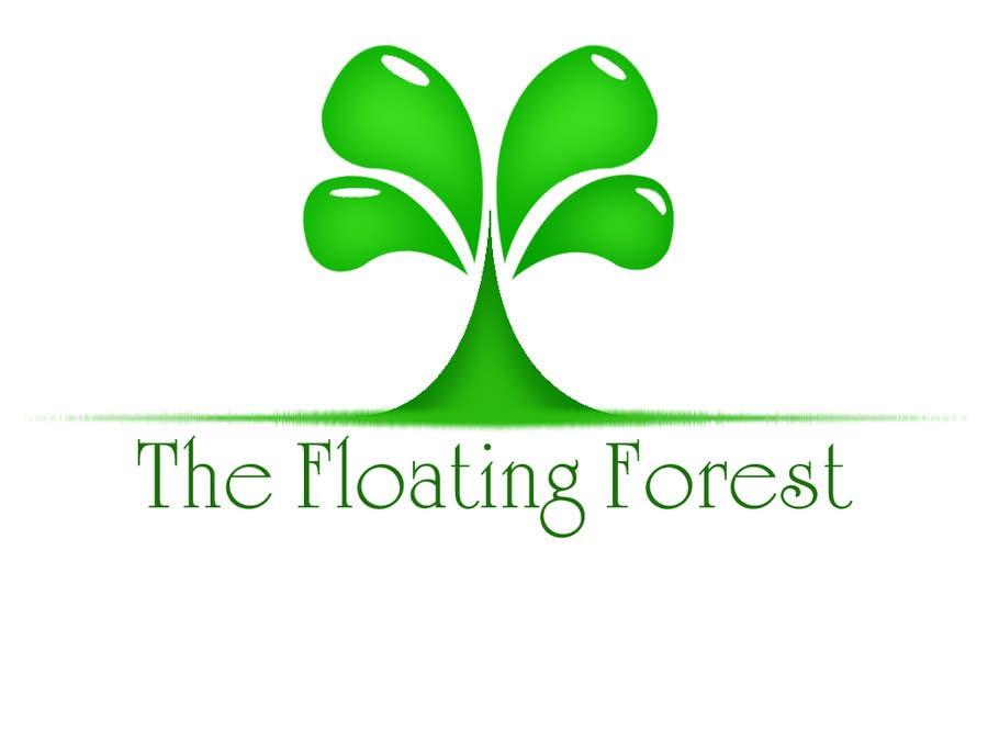 Inscrição nº 274 do Concurso para Logo Design for The Floating Forest