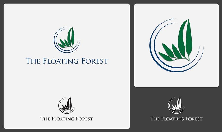 Inscrição nº 103 do Concurso para Logo Design for The Floating Forest