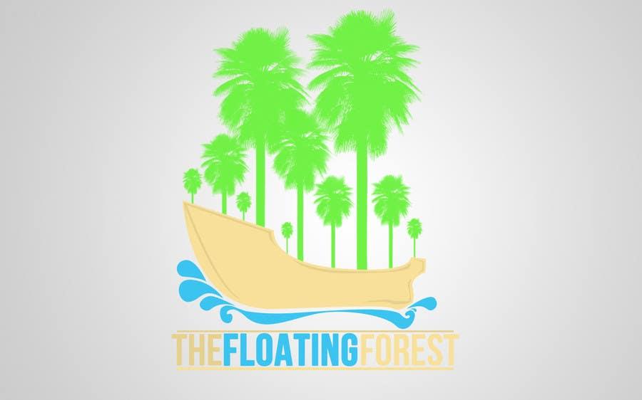 Inscrição nº 276 do Concurso para Logo Design for The Floating Forest
