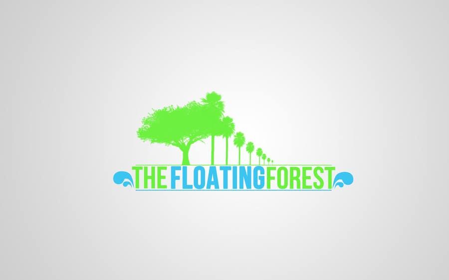 Inscrição nº 228 do Concurso para Logo Design for The Floating Forest