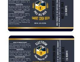 #15 for Create Beer Box and Beer Label by tapasmuduli1