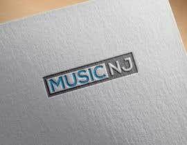 Nro 180 kilpailuun Design a logo for my new company - MUSIC NJ käyttäjältä Monirujjaman1977