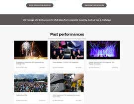 #17 för Website Homepage Redesign PSD Only av sherazi2592
