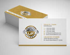 #25 pentru Design Letterhead, stamp, business cards, ...etc for a new establishment de către kreativedhir