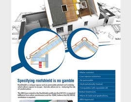 KreativeAgency tarafından Roofshield Advertisement Design for A. Proctor Group Ltd için no 45