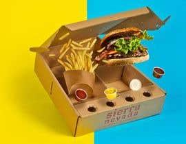 mediassaz tarafından Doner Kebab Box Packaging Designs için no 2