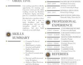 #14 for Resume Document by mhristov35