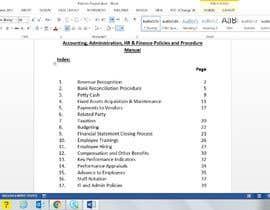 #3 untuk Design Accounting Practice Process Documents oleh daniyal3214