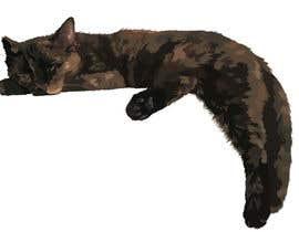 Nro 15 kilpailuun Draw/paint my cat käyttäjältä Hephaestusent