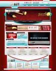 Graphic Design Konkurrenceindlæg #73 for Website Design for Qatar IT