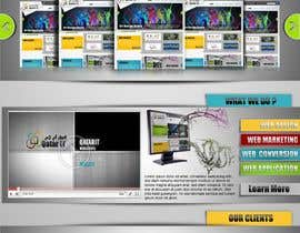 nº 66 pour Website Design for Qatar IT par F5DesignStudio