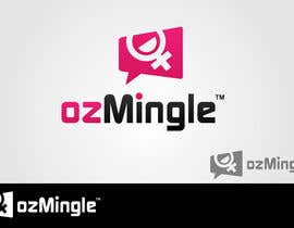 #482 cho Logo Design for ozMingle bởi akshaydesai