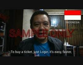 Rogerwen tarafından 20-30 seconds video with local language (quick money) için no 14