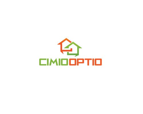 Konkurrenceindlæg #                                        65                                      for                                         Logo Design for CIMIO / OPTIO Real Estate App
