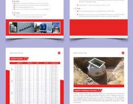 #39 untuk Design a A4 - 12 Page - MaxiPit Brochure oleh anantomamun90