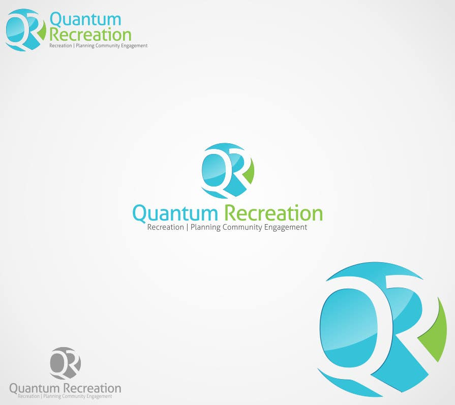 #112 for Logo Design for Quantum Recreation by syednaveedshah