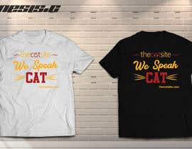 Nro 63 kilpailuun Design Cat-Themed T-Shirts - More than one winner possible käyttäjältä genesispaul04
