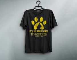 Nro 91 kilpailuun Design Cat-Themed T-Shirts - More than one winner possible käyttäjältä UmairAshraf01