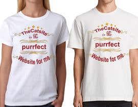 Nro 56 kilpailuun Design Cat-Themed T-Shirts - More than one winner possible käyttäjältä Abhiroy470