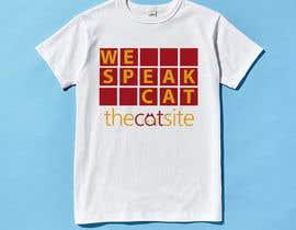 Nro 73 kilpailuun Design Cat-Themed T-Shirts - More than one winner possible käyttäjältä Abhiroy470