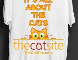 Nro 93 kilpailuun Design Cat-Themed T-Shirts - More than one winner possible käyttäjältä zerogirl