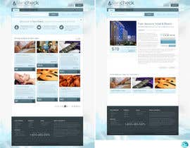 #30 для Website Design for Raincheck от andrewnickell