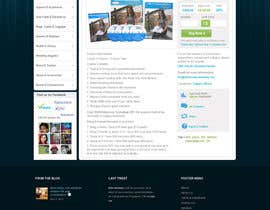 #25 для Website Design for Raincheck от iNoesis