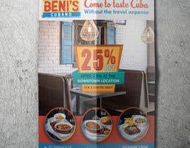 nº 23 pour Graphic Design - Promo Flyer - Benis par graphicboxmaster