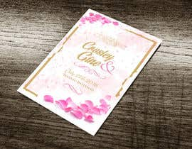 #21 for Wedding Save they date card design by qamarkaami