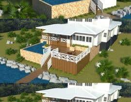 #12 for house plan 3d rendering af richardwct