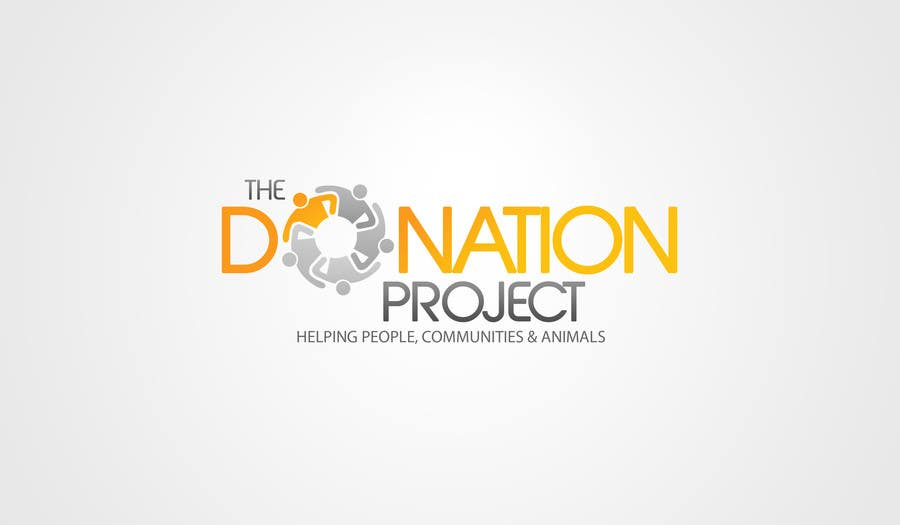 #145 for Logo Design for The Donation Project by dzinegurus